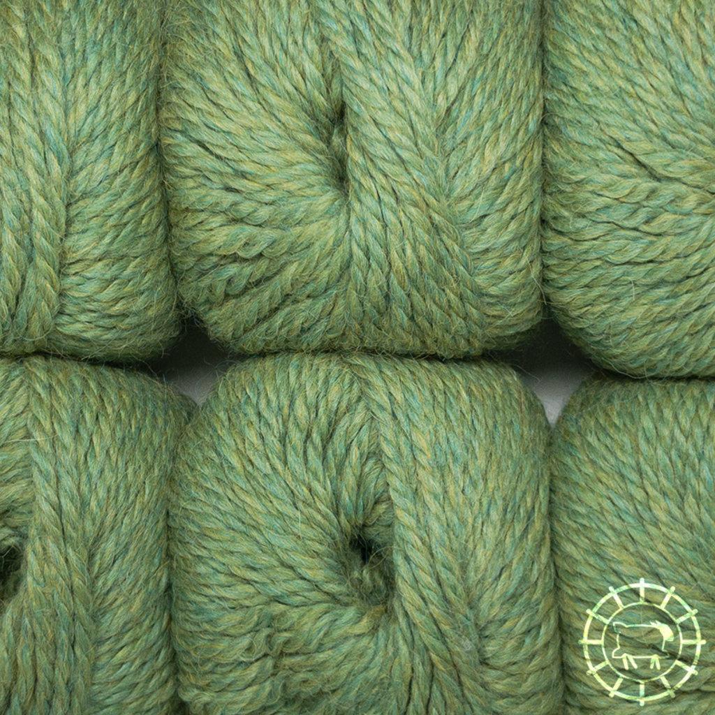 «Woolpack Yarn Collection» Baby Alpaka Bulky – Lindenblüte