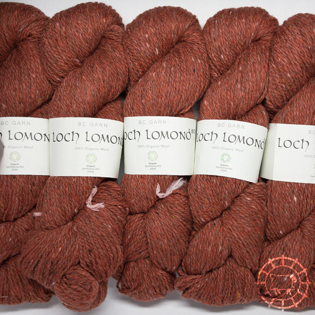 «BC Garn» Loch Lomond – Kupfer