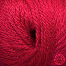 «Woolpack Yarn Collection» Baby Alpaka Bulky – Rot