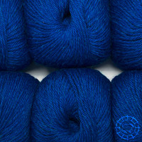 «Woolpack Yarn Collection» Baby Alpaca DK – Royal, colorisation limitée