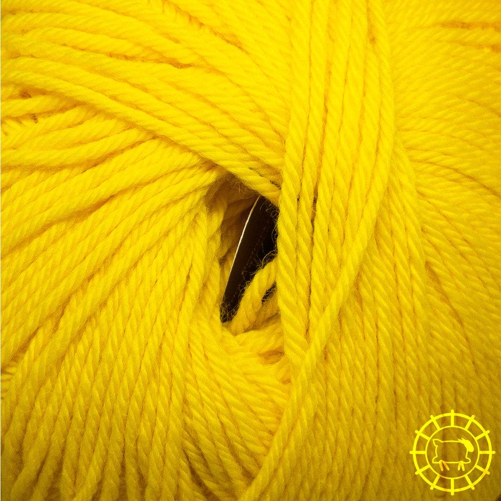 «Wollspinnerei Vetsch» Munja – Sonnenblume