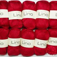 «BC Garn» Lino – Rot