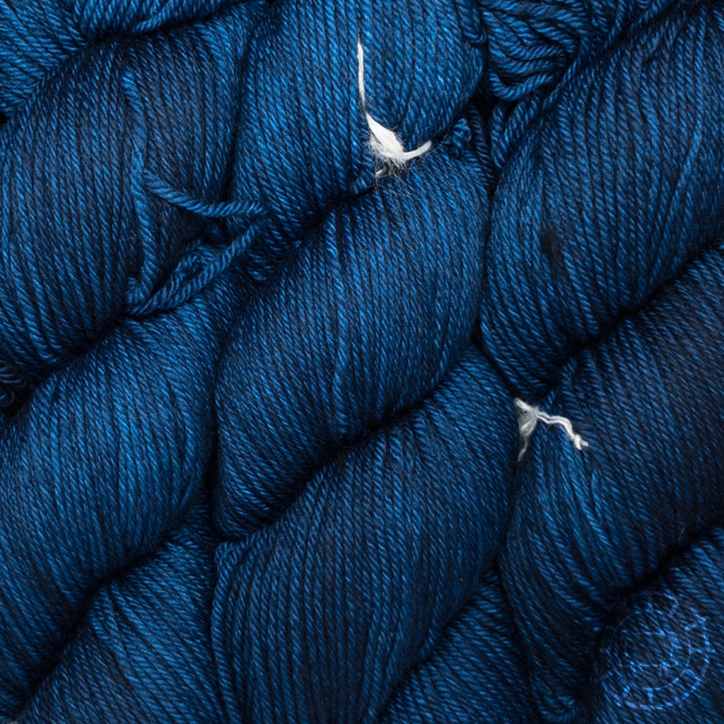 «Malabrigo Yarn» Arroyo – Azul Profundo
