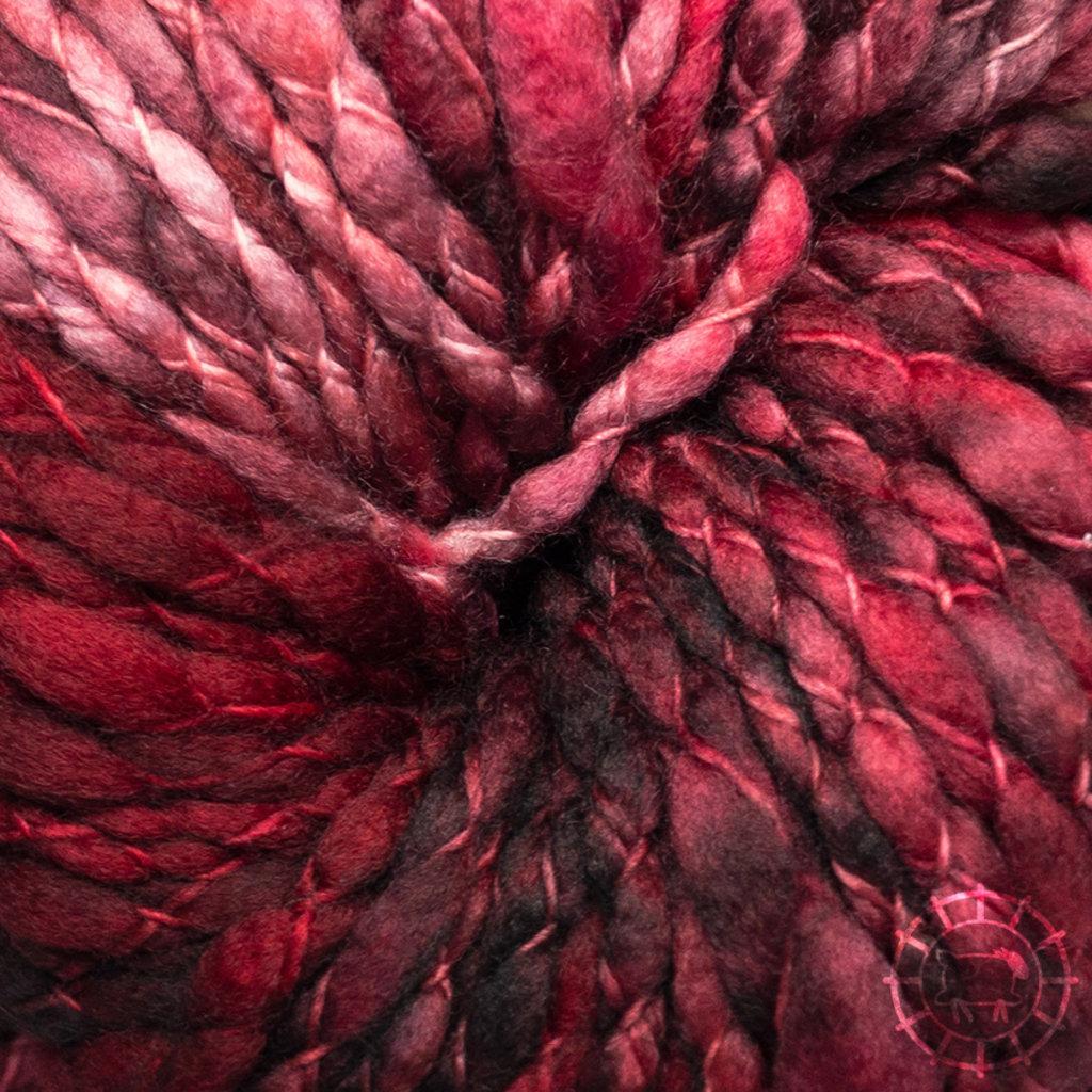 «Malabrigo Yarn» Caracol – Cereza