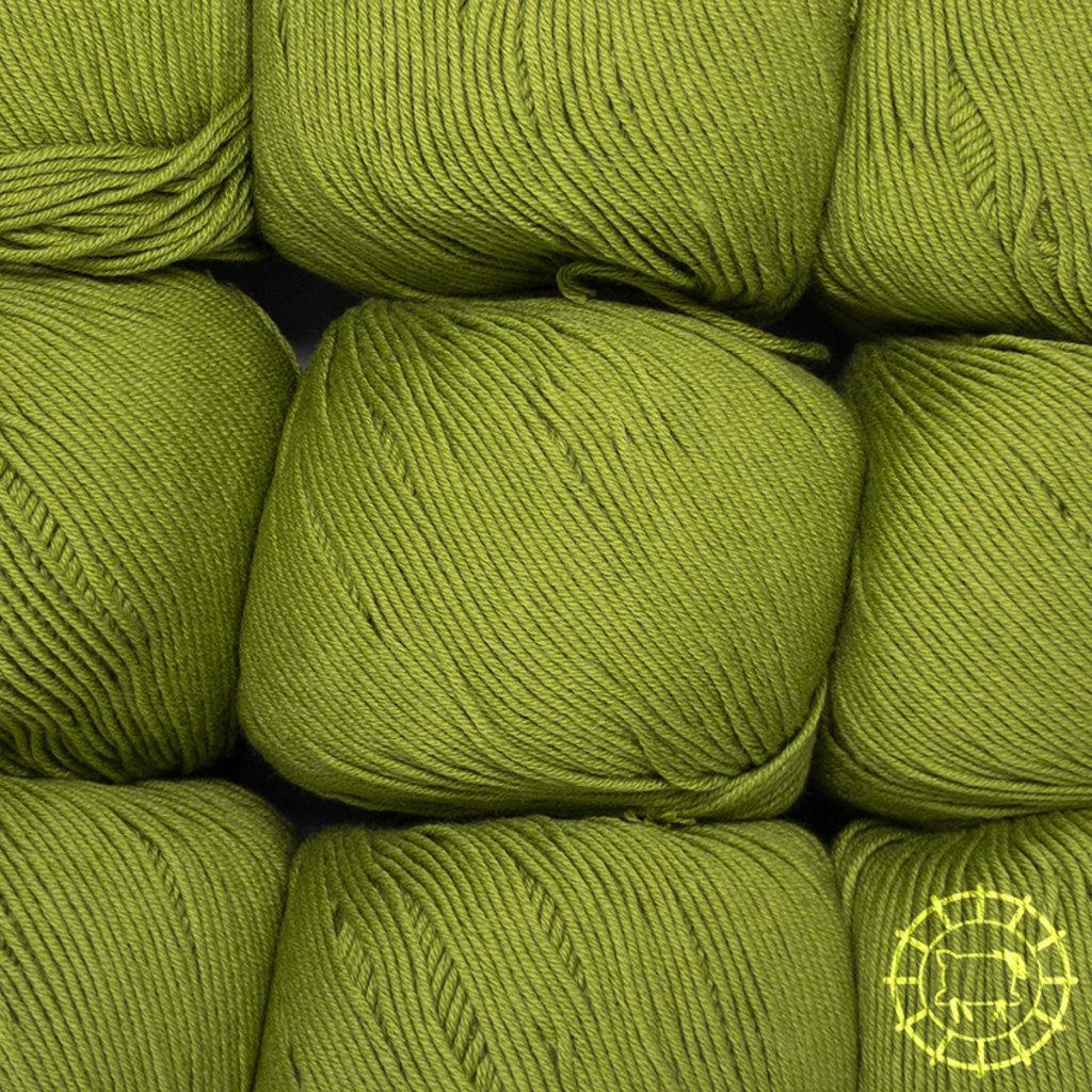 «BC Garn» Alba – Vert doré