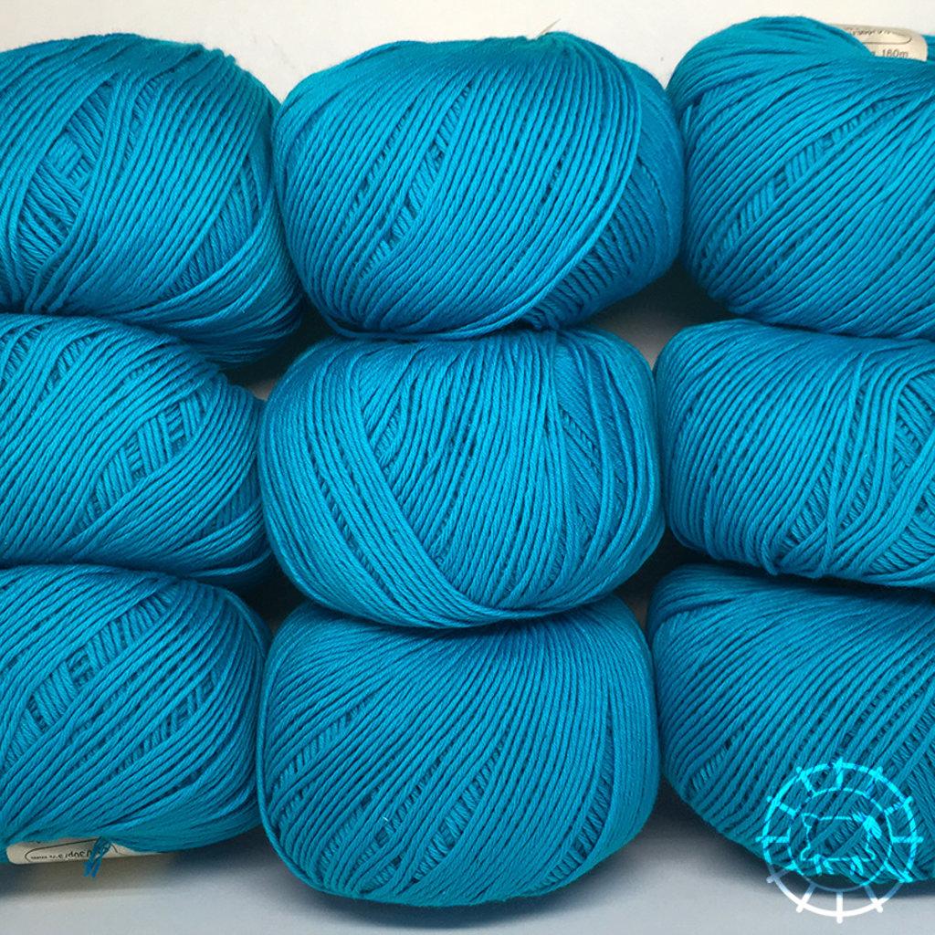 «BC Garn» Alba – Turquoise foncé