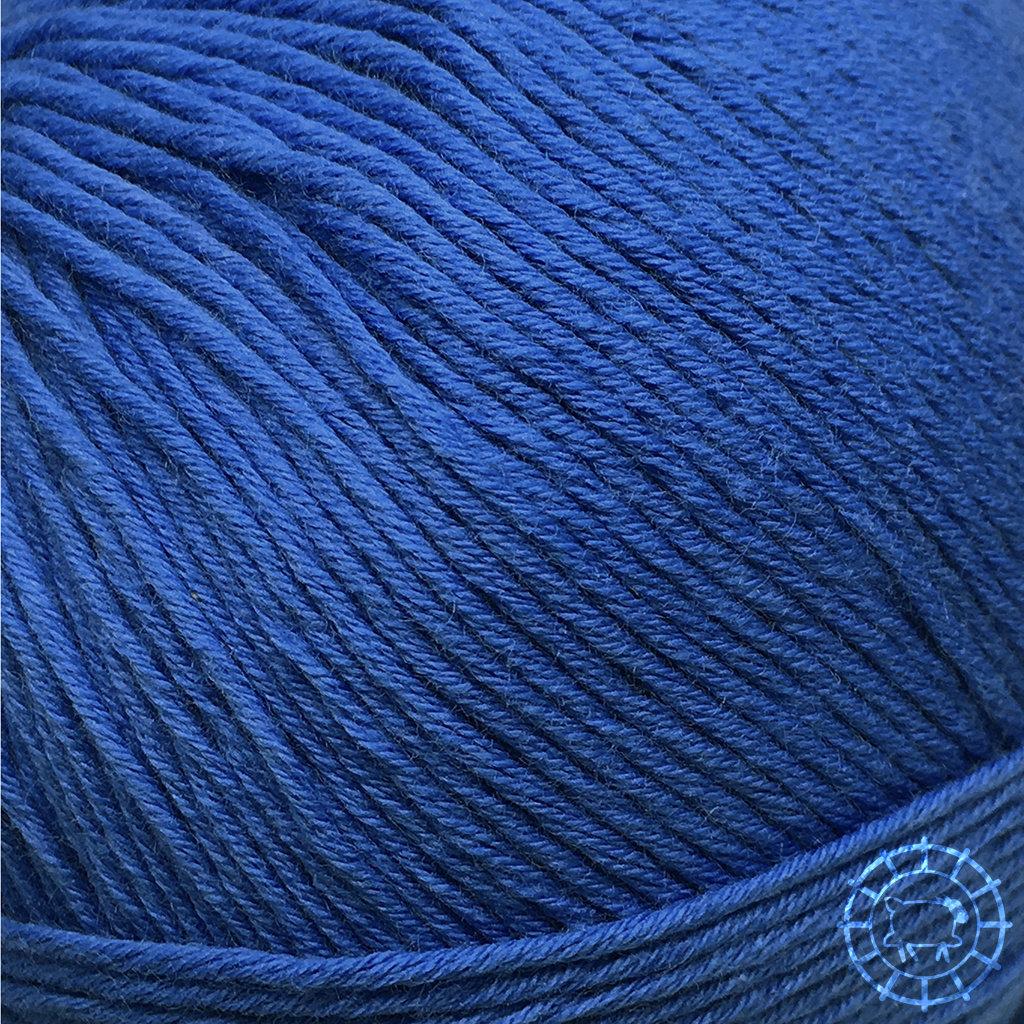 «BC Garn» Alba – Bleu royal