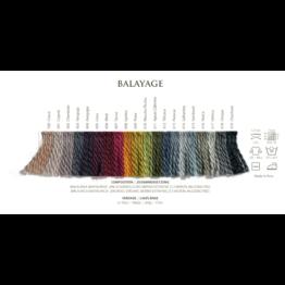 «Pascuali» – filati naturali Farbkarte «Balayage»