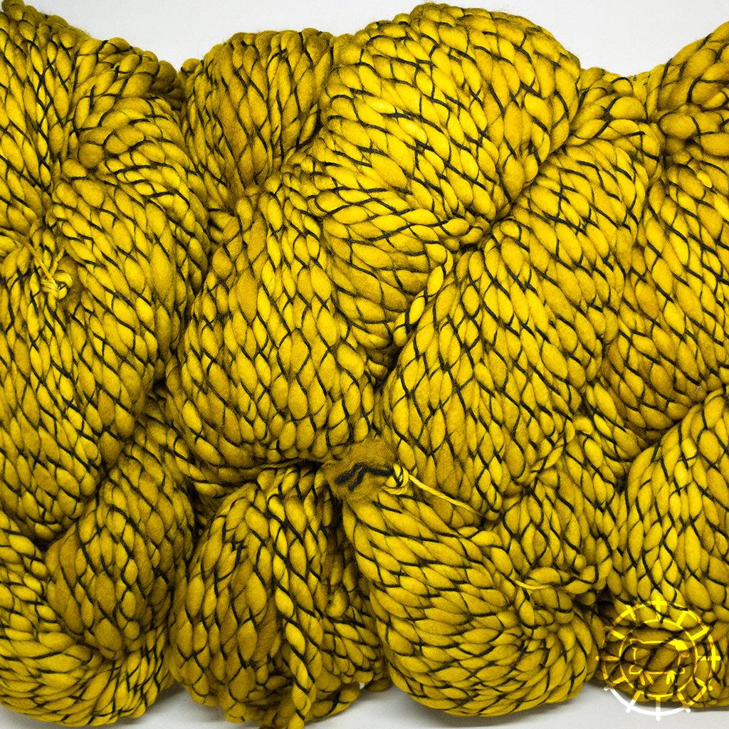 «Malabrigo Yarn» Caracol – Frank Ochre