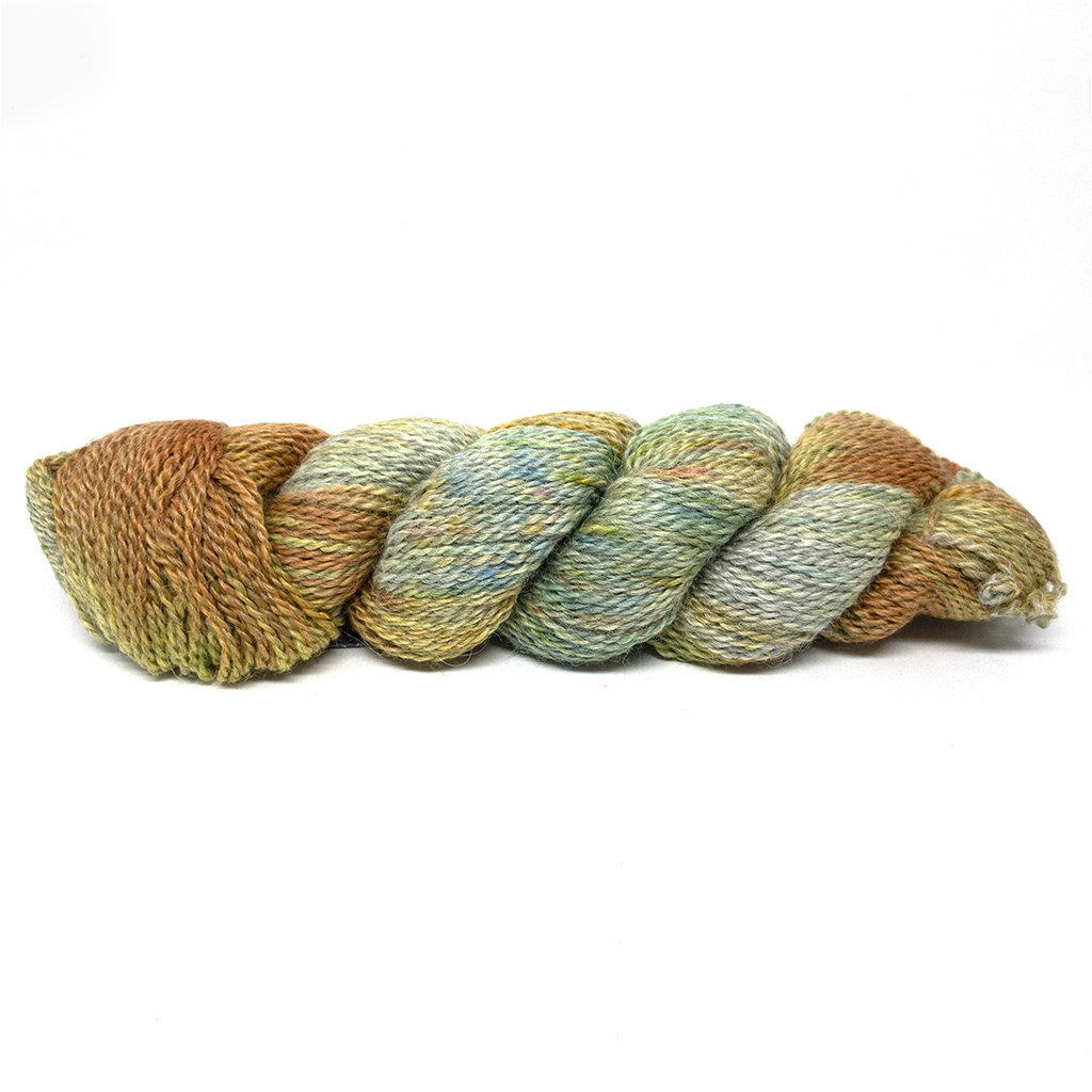 «Pascuali» – filati naturali Balayage – Amazonas, teinte à la main
