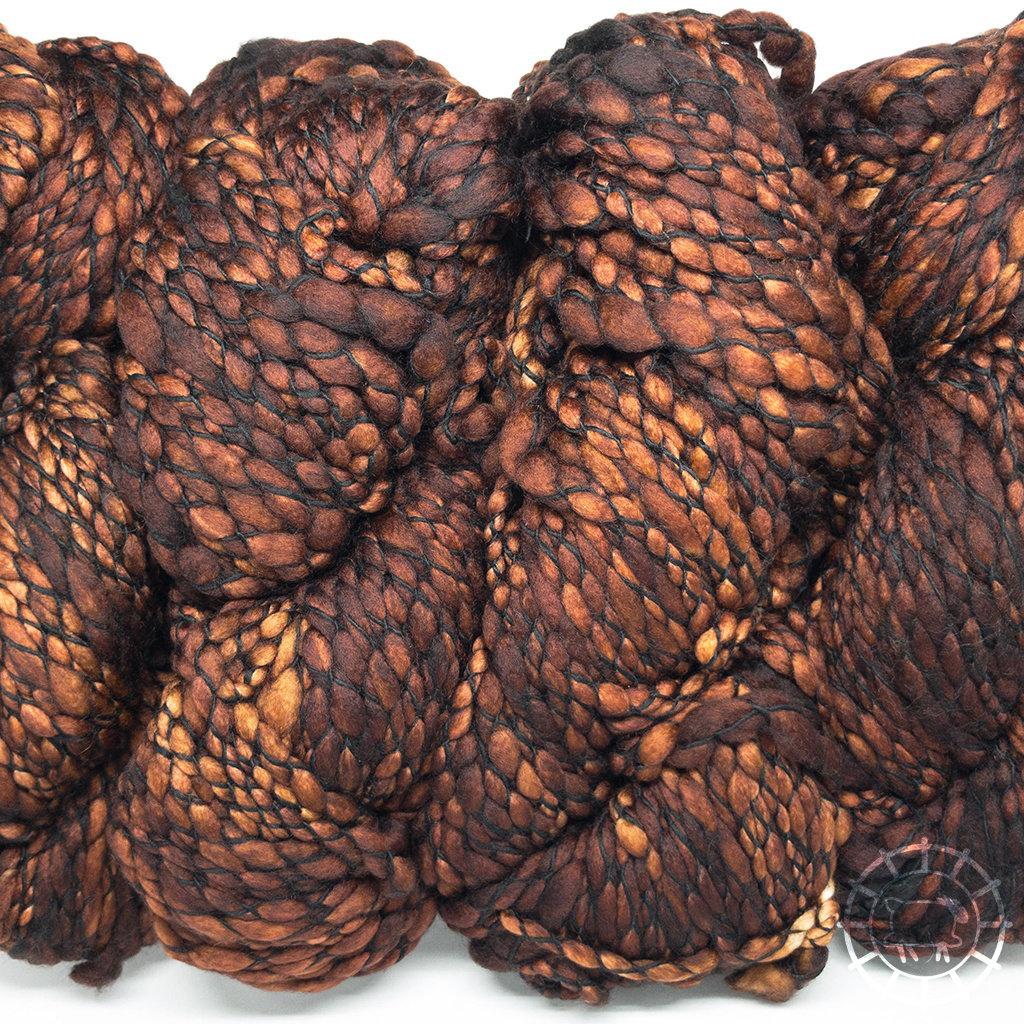 «Malabrigo Yarn» Caracol – Rich Chocolate