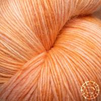 «Malabrigo Yarn» Lace – Apricot, weiche Aprikosenhaut