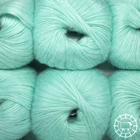«Pascuali» – filati naturali Suave – Mint