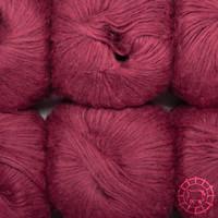 «Pascuali» – filati naturali Suave – Traubenrot
