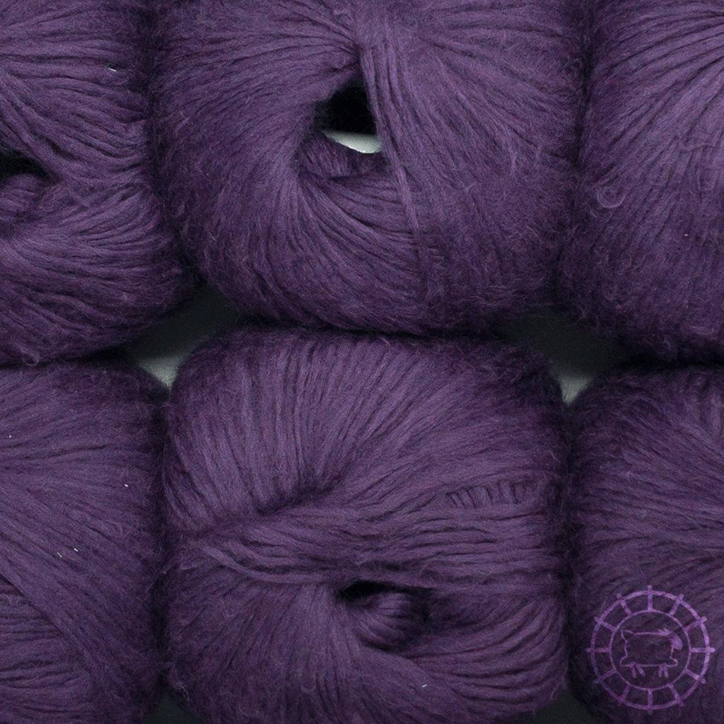 «Pascuali» – filati naturali Suave – Violett