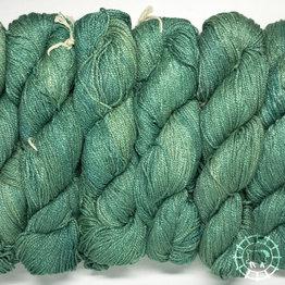 «Woolpack Yarn Collection» Soie bio, Ahimsa – Amazonie