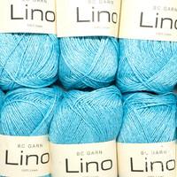 «BC Garn» Lino – Babyblau