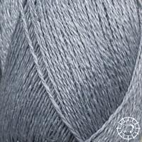 «BC Garn» Lino – Stahlgrau