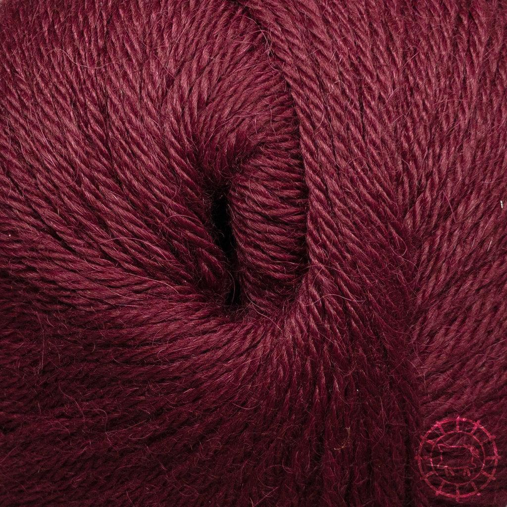 «Apu Kuntur» – Alpaca. Our Passion. Alpaka Regular – Bordeaux