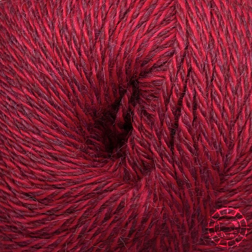«Apu Kuntur» – Alpaca. Our Passion. Alpaka Regular – Venezia, rot meliert