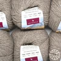«Apu Kuntur» – Alpaca. Our Passion. Alpaka Regular – Sand, ungefärbt