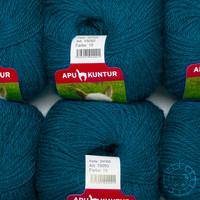 «Apu Kuntur» – Alpaca. Our Passion. Alpaka Regular – Petrol
