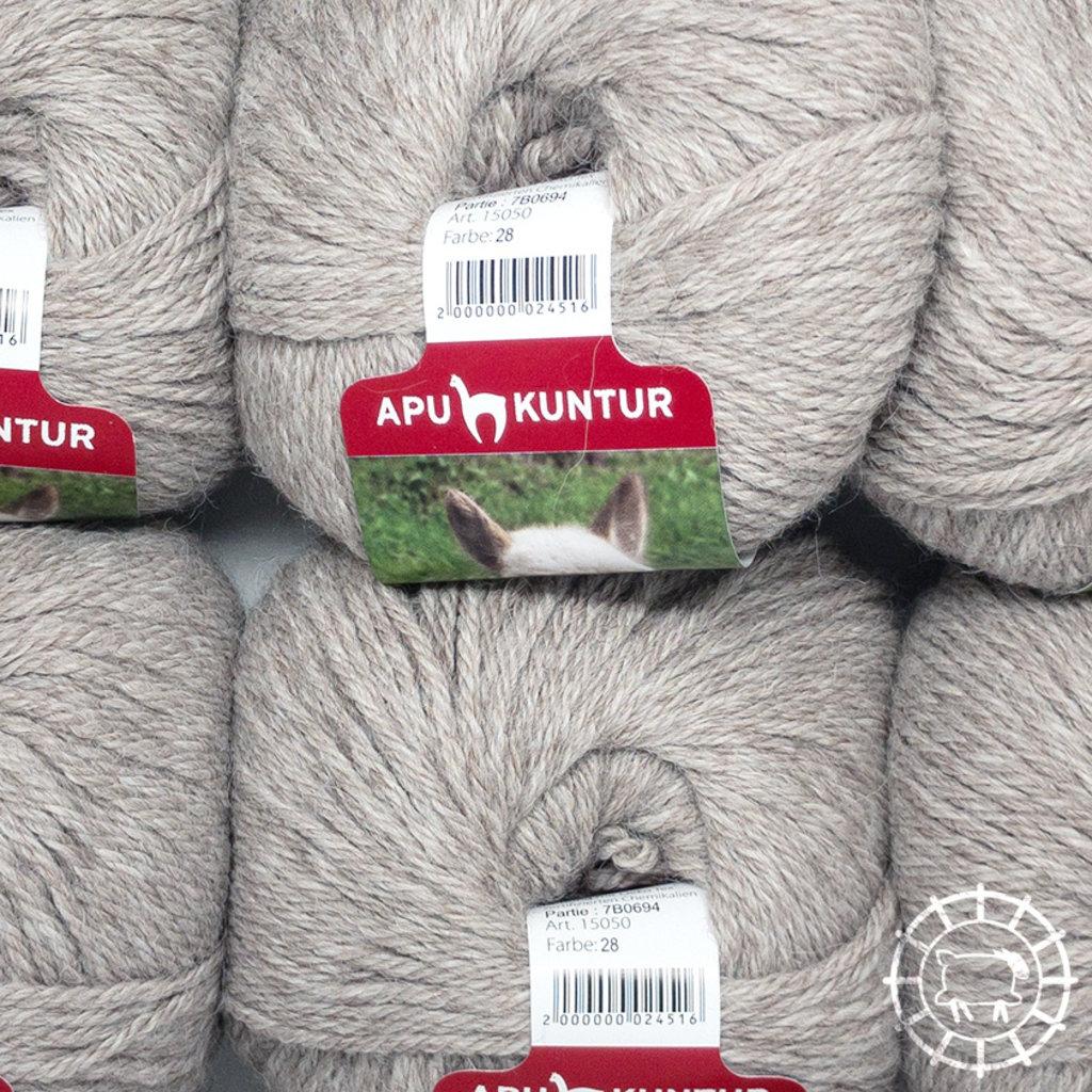 «Apu Kuntur» – Alpaca. Our Passion. Alpaka Regular – Strand