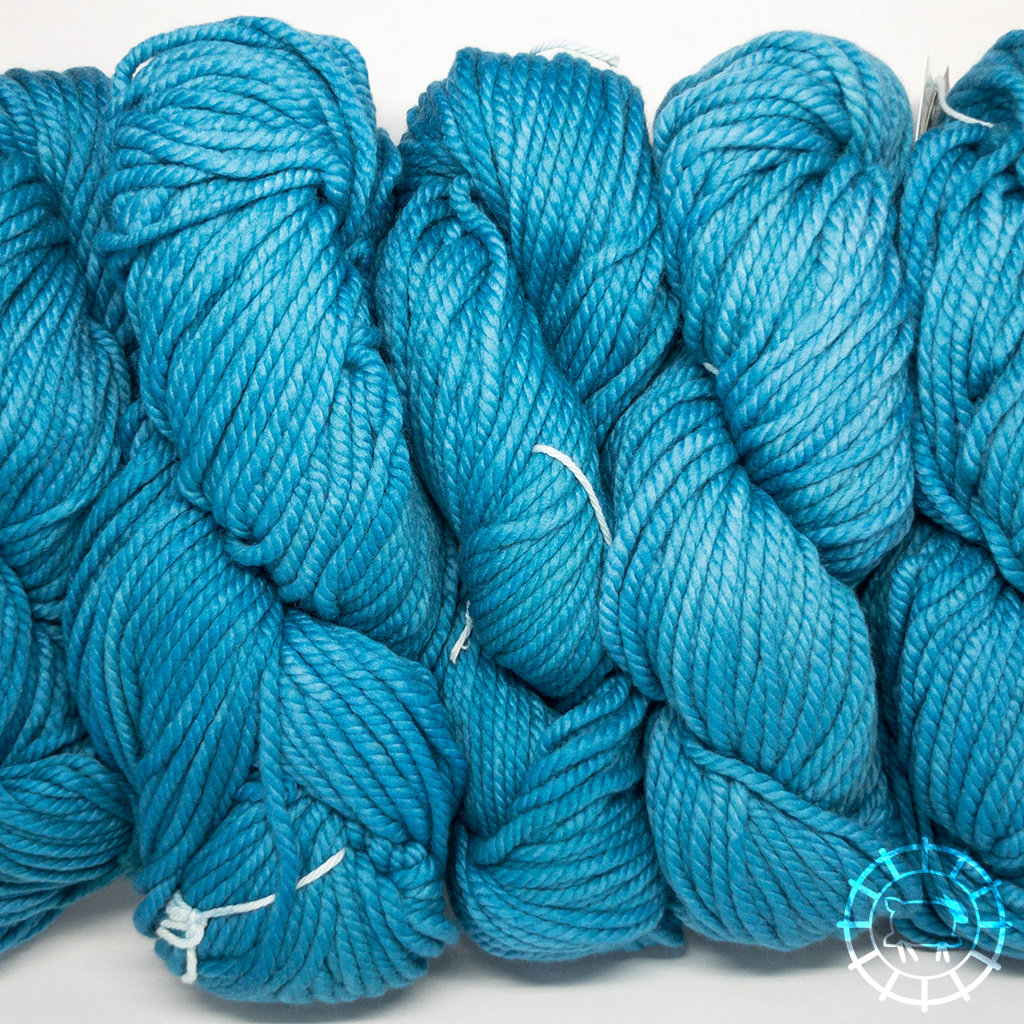 «Malabrigo Yarn» Chunky – Bobby Blue
