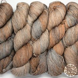 «Malabrigo Yarn» Sock – Gepetto (le menuisier dans l'historie de Pinocchio)