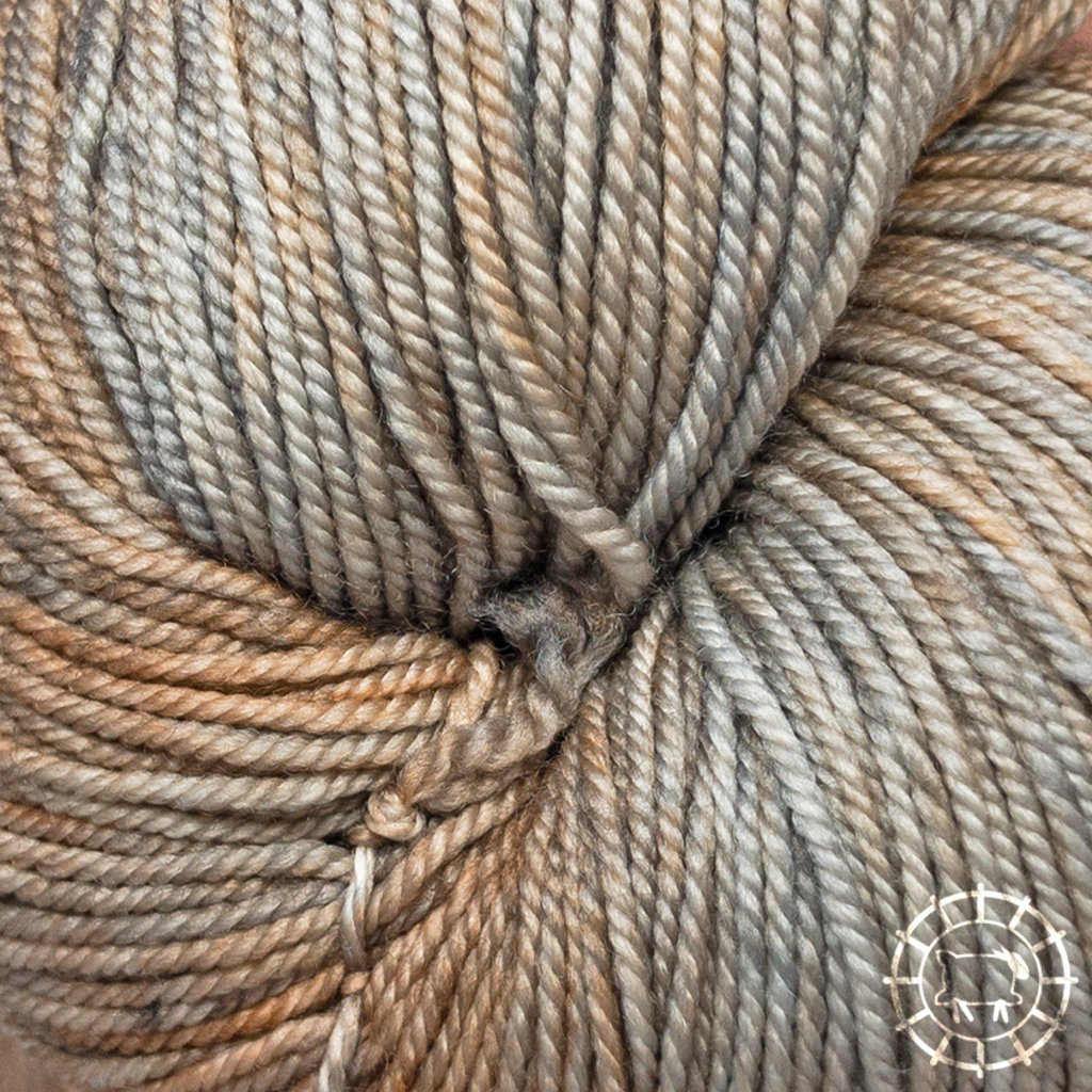 «Malabrigo Yarn» Sock – Gepetto (der Tischler bei Pinocchio)