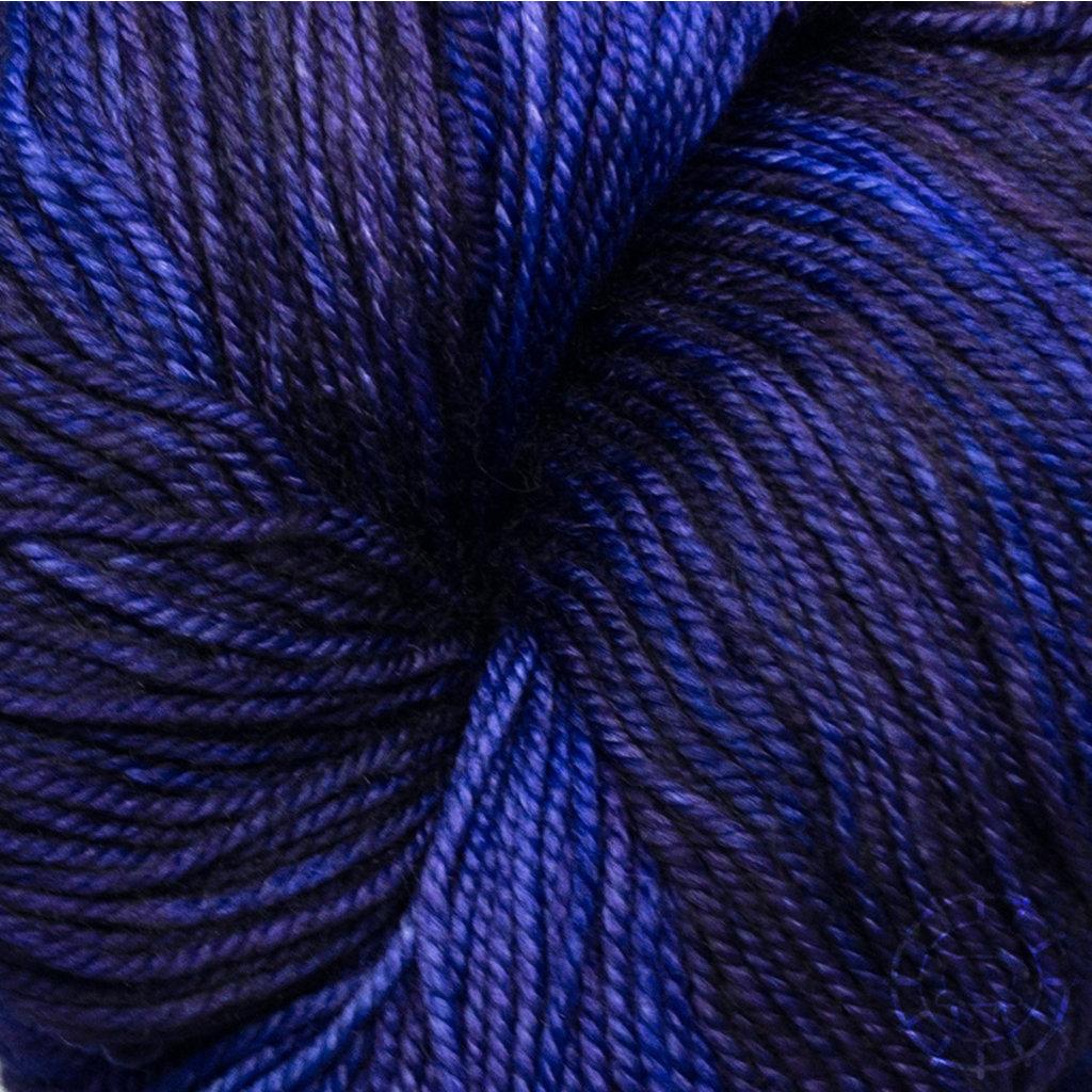 «Malabrigo Yarn» Sock – Dewberry (Brombeere)