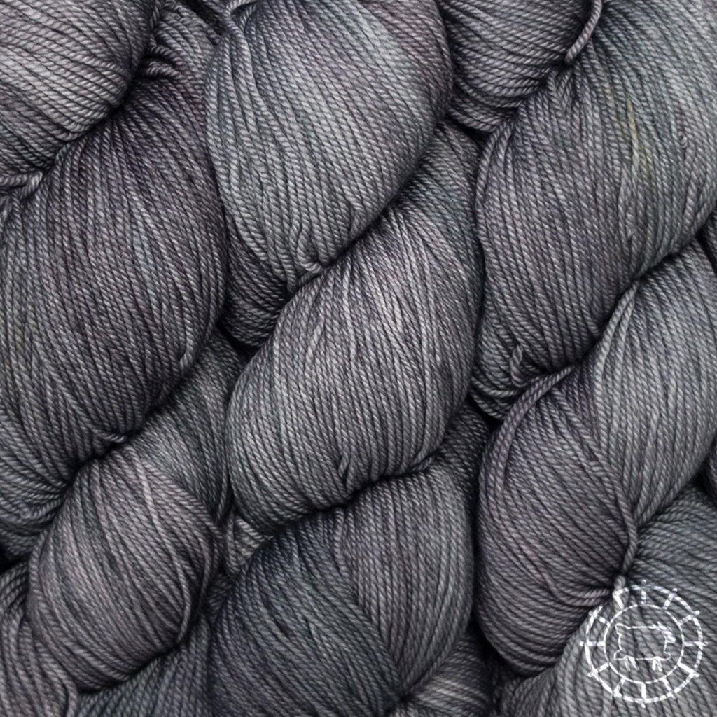 «Malabrigo Yarn» Sock – Plomo (Blei)