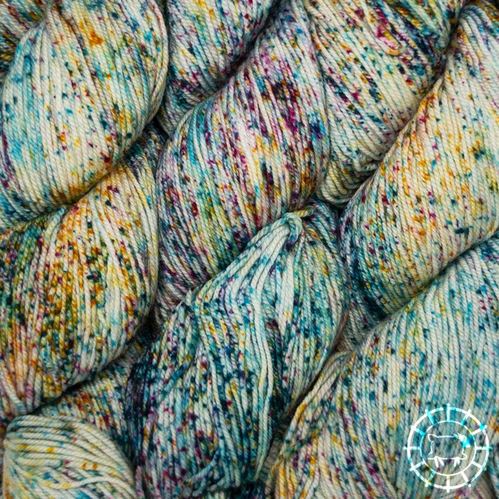 «Malabrigo Yarn» Sock – Parade (der Umzug)