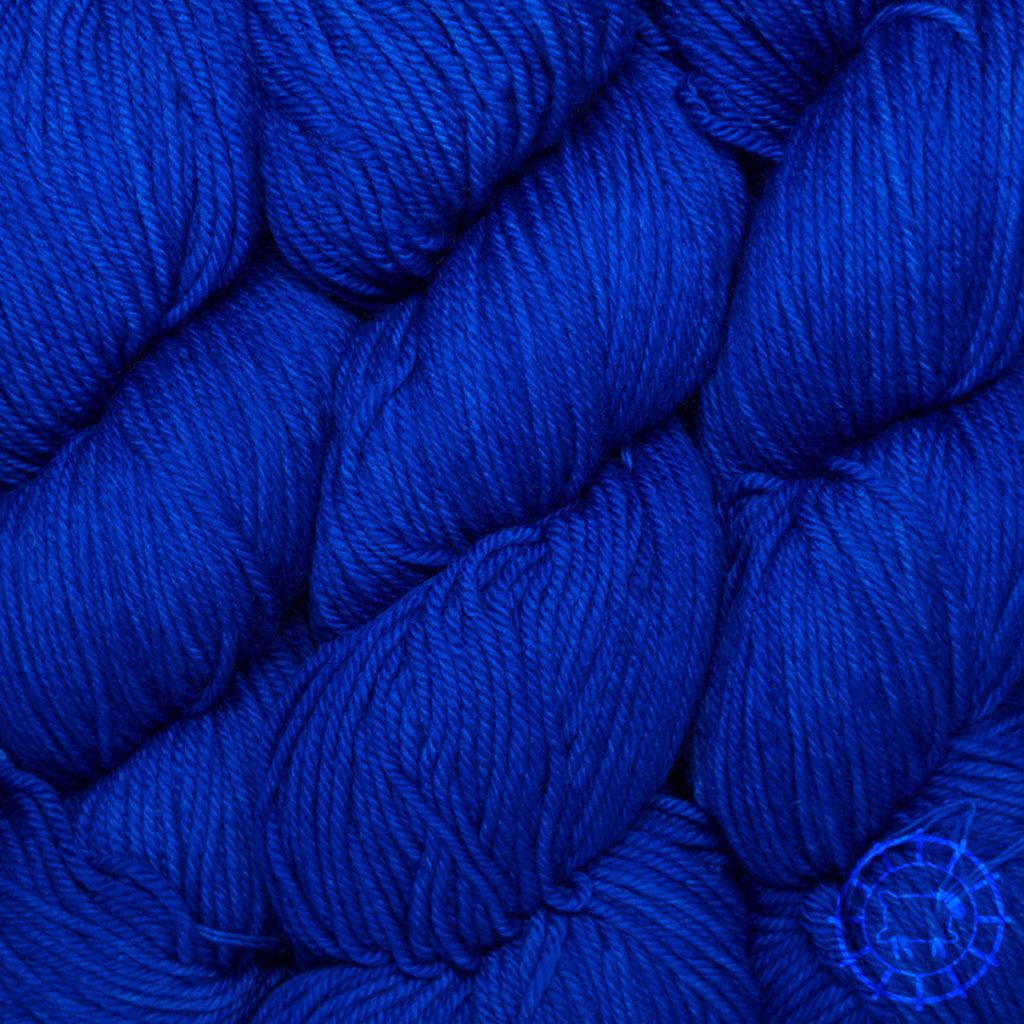 «Malabrigo Yarn» Arroyo – Matisse Blue
