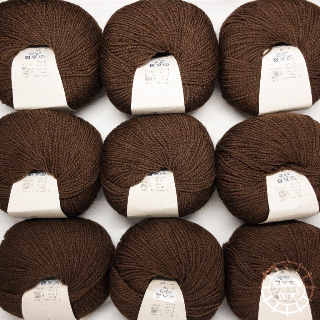 «BC Garn» Semilla GOTS – Schokolade