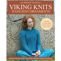 Viking Knits & Ancient Ornaments – Interlace Patterns from Around the World in Modern Knitwear