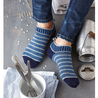 Socken stricken mit dem CraSyTrio – für Sockenanfänger und Nadelspiel-Verweigerer