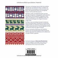 150 Strickmuster aus Skandinavien – klassische Jacquardmuster