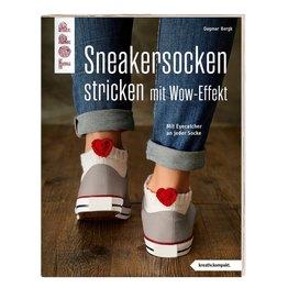 Sneakersocken stricken – mit Wow-Effekt