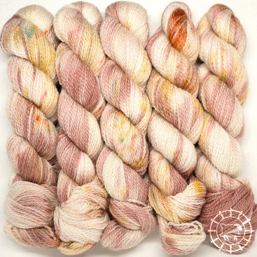 «Pascuali» – filati naturali Balayage – Pucallpa, handgefärbt