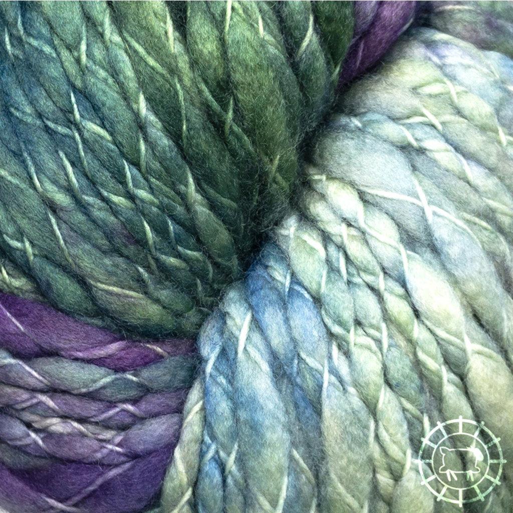 «Malabrigo Yarn» Caracol – Zarzamora (Blackberry)
