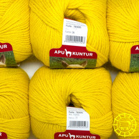 «Apu Kuntur» – Alpaca. Our Passion. Alpaka Regular – Ananas