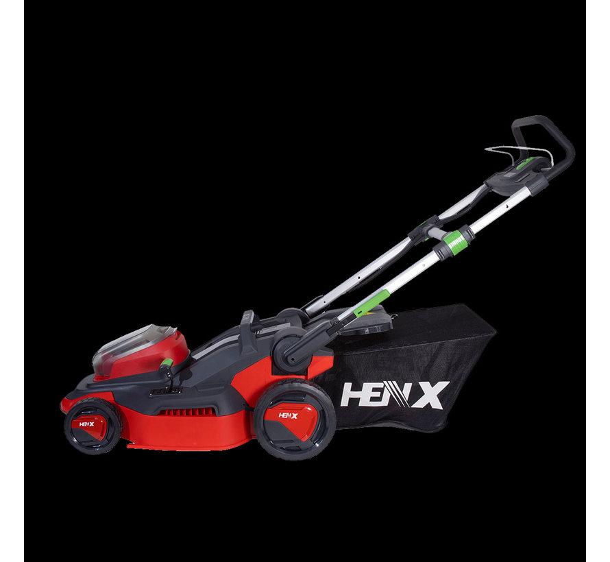 HENX 40 Volt Li-Ion Lawn Mower