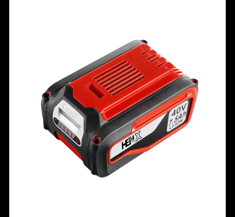 40V Henx Li-ion 7.5 Ah Battery