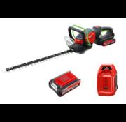 Henx Garden HENX 40V Hedgetrimmer + 5.0 Battery & Quick charger