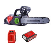 Henx Garden HENX 40V  Chainsaw + 5.0 Battery & Quick charger