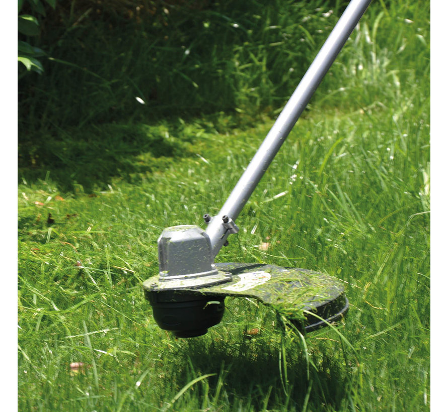 40V String Trimmer with Bike Handle + 5.0 Battery & Quick charger