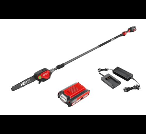 Henx Garden HENX 40 Volt Li-Ion Pole Saw - Starter set