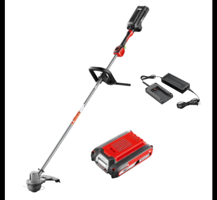 40V Battery Grass trimmer - Starter set