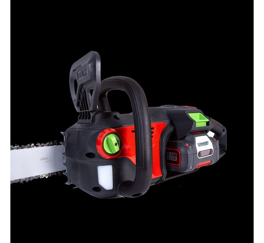 HENX 40 Volt Li-ion Chainsaw - Starter set